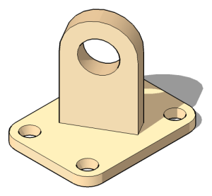 4. Pieza con vistas auxiliares